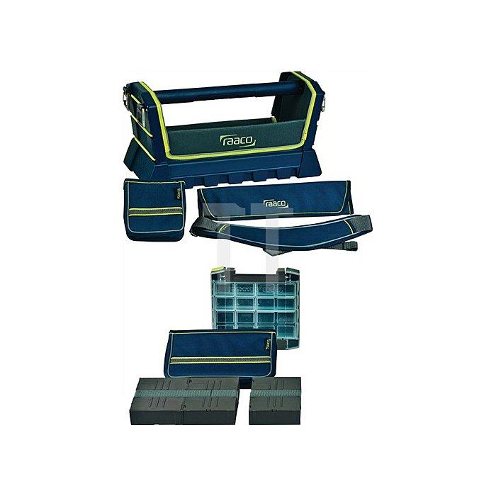 Werkzeugbox B.504xT.234xH.256mm Hartschalenkonstruktion mit Tragegriff