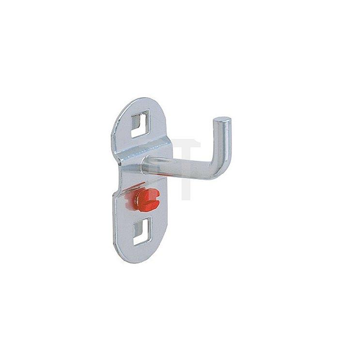 Werkzeughalter 1fach T./D.125/6mm 5St./VE