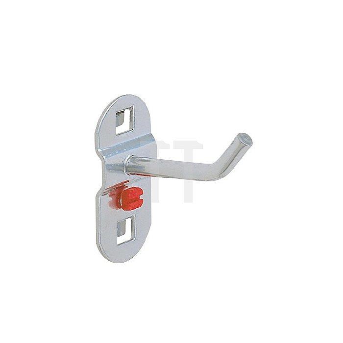 Werkzeughalter 1fach T./D.50/6mm 5St./VE