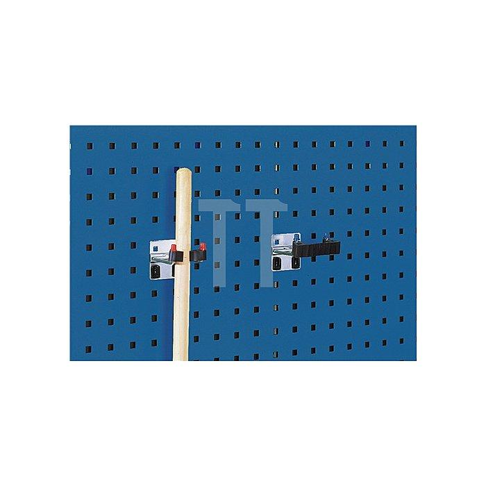Werkzeughalter flexibel D.15-25mm f.Lochplatten Bott