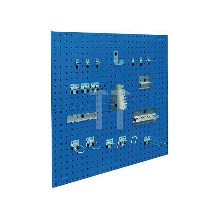 Werkzeughaltersortiment 19tlg. f.Lochplatten Bott
