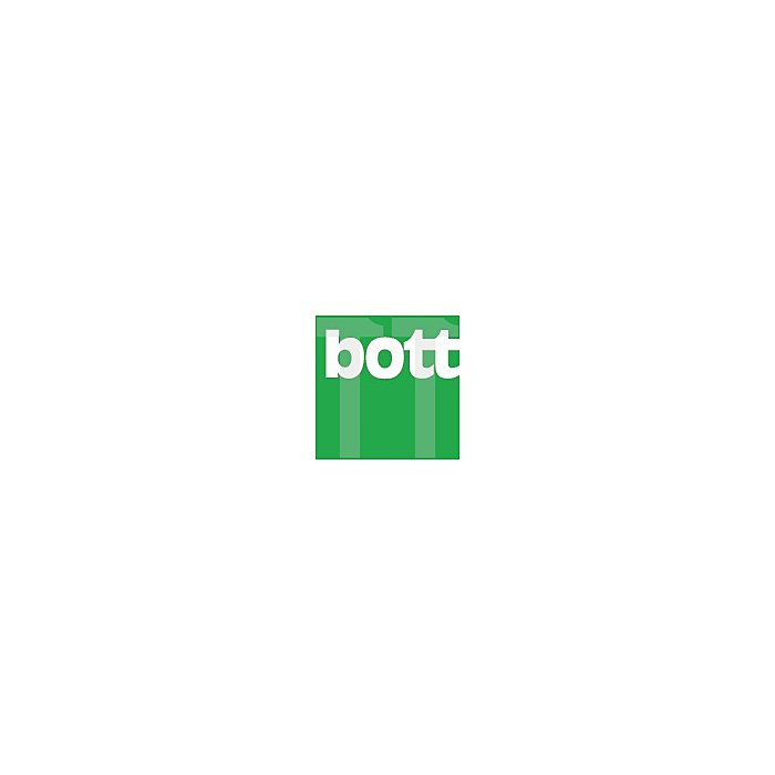 Werkzeughaltersortiment 20tlg. f.Lochplatten Bott