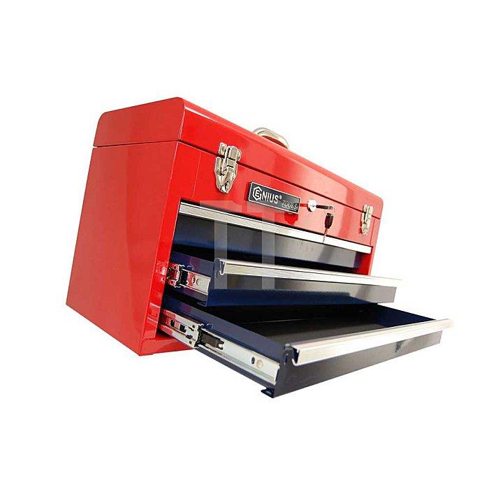 Werkzeugkasten mit 3 Schubladen