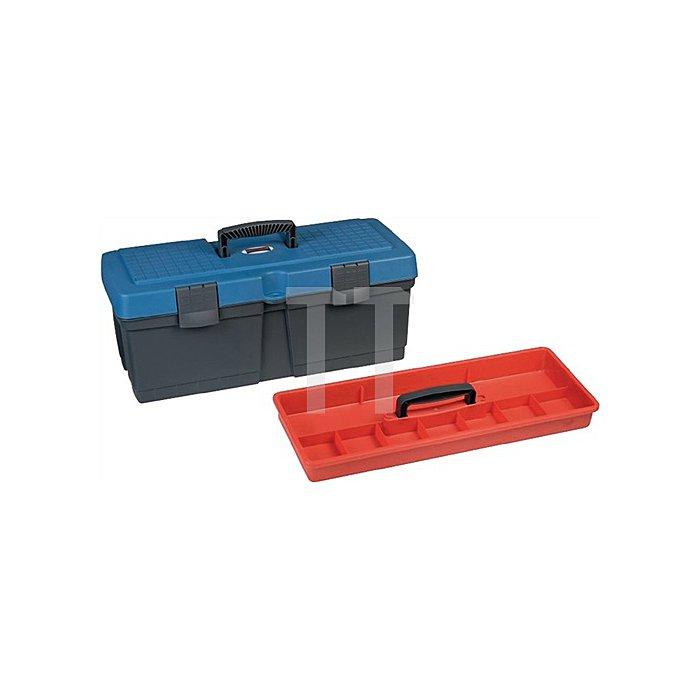 Werkzeugkoffer 13L 410x225x185mm HÜNERSDORFF a.PP