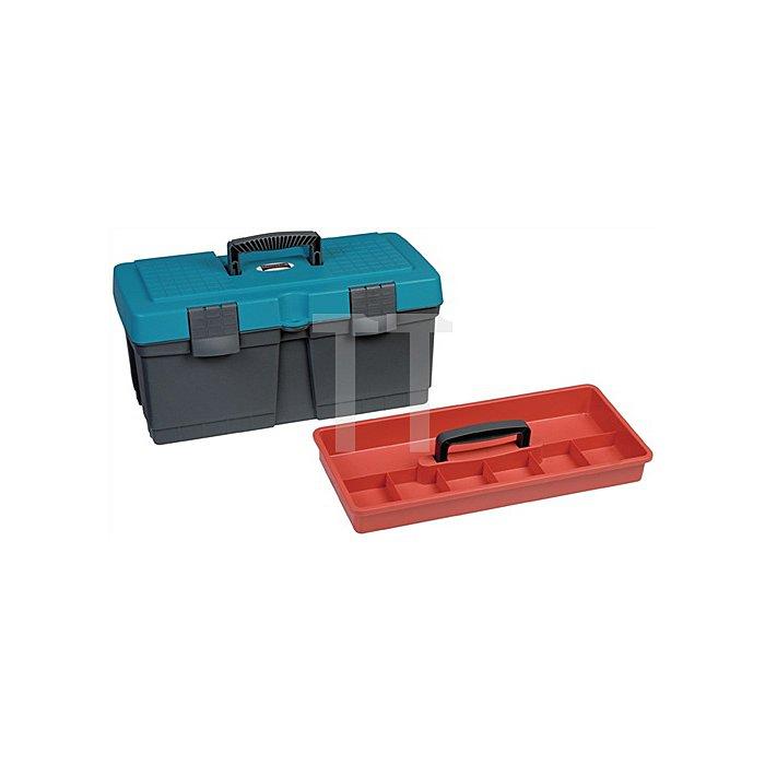 Werkzeugkoffer 22L 485x260x230mm HÜNERSDORFF a.PP