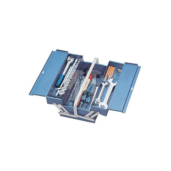 Werkzeugkoffer 3Fächer u.S1151A m.Sortiment