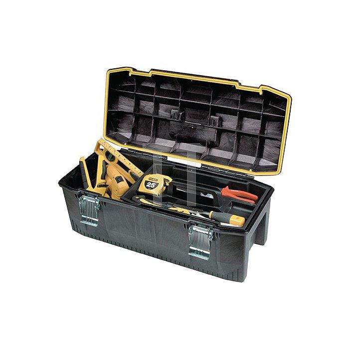 Werkzeugkoffer 590x275x305mm m.2Komp.-Griff STANLEY Metallschließen