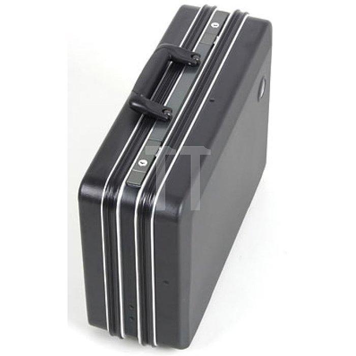 Werkzeugkoffer ABS-pro Schalenkoffer Classic schwarz 460 x 140 x 310mm