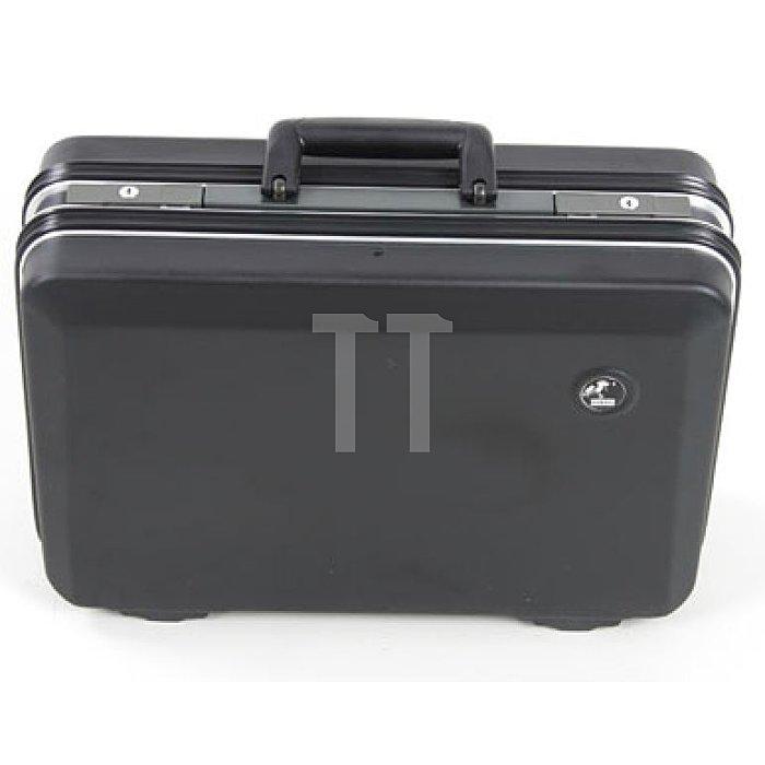 Werkzeugkoffer ABS-pro Schalenkoffer Classic schwarz 460 x 160 x 310mm