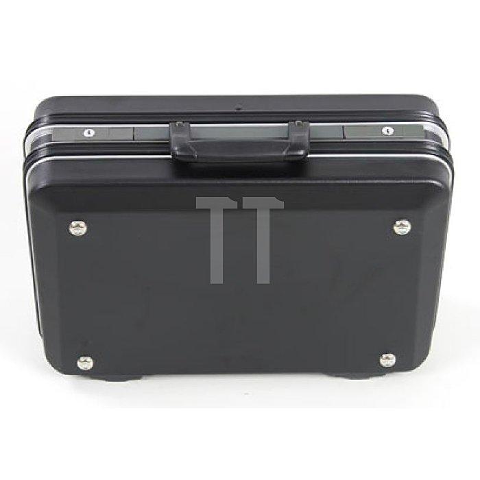 Werkzeugkoffer ABS-pro Schalenkoffer Classic schwarz 460 x 180 x 310mm
