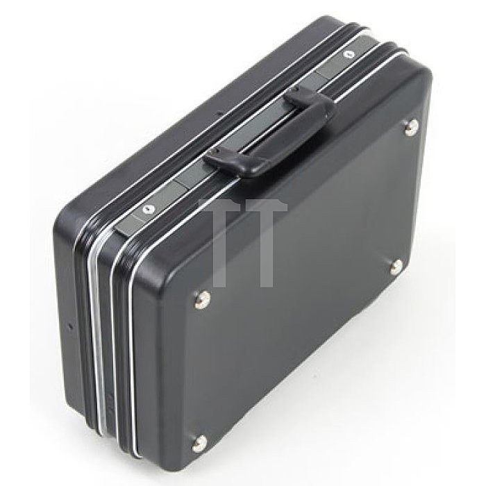 Werkzeugkoffer ABS-pro Schalenkoffer Classic schwarz 460 x 240 x 310mm