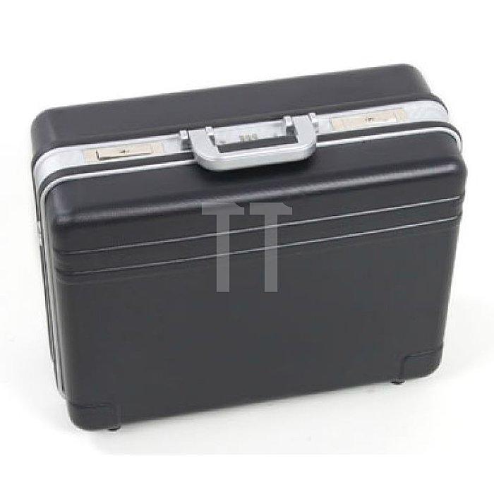 Werkzeugkoffer Basic schlagfestes ABS-Material schwarz 460 x 180 x 310mm