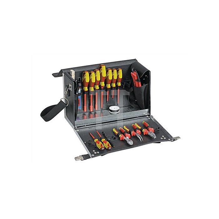 Werkzeugkoffer Elektro 18-teilig