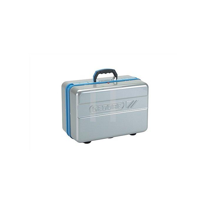 Werkzeugkoffer (silber) 470x180x360mm
