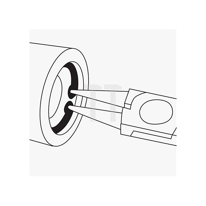 Werkzeugmodul 157,5x310mm 6tlg. Zangen