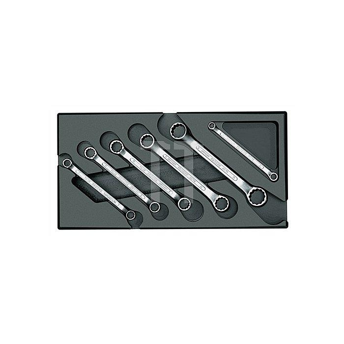 Werkzeugmodul leer f.Doppelringschlüssel kurz
