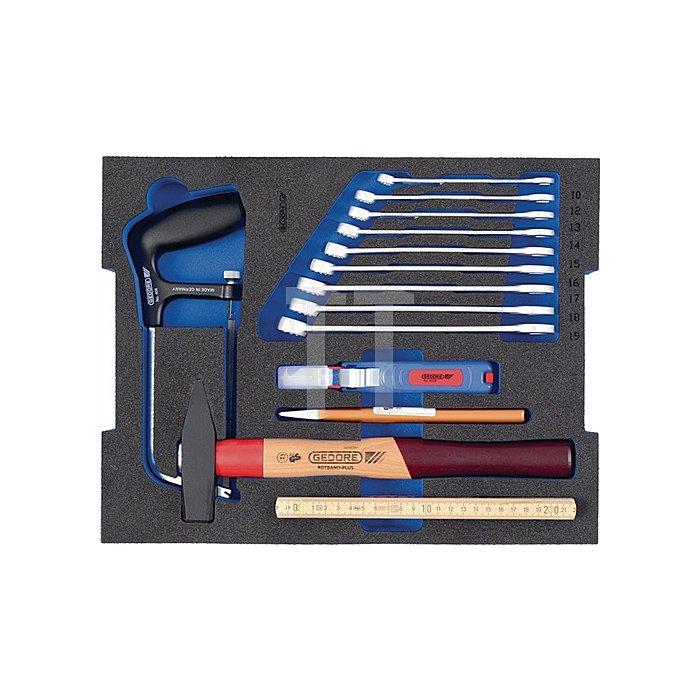Werkzeugsortiment 23 teilig Azubi Sortiment in L-Boxx