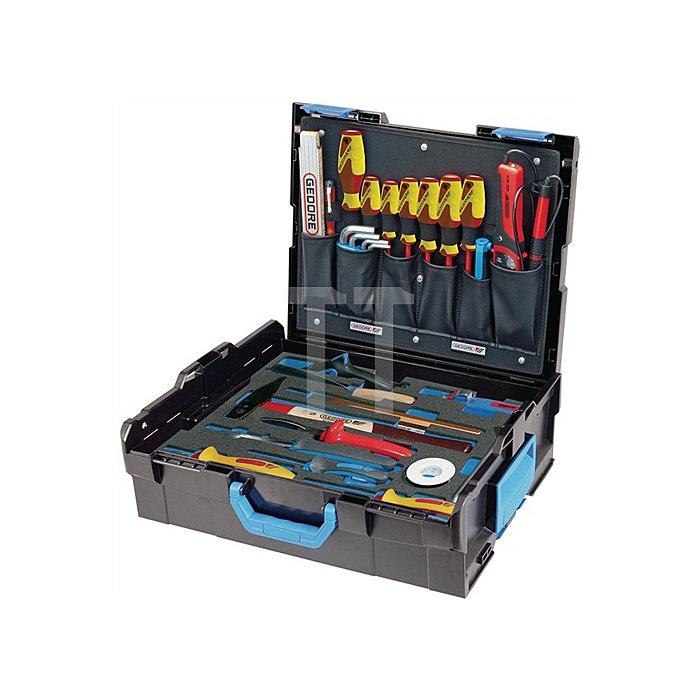 Werkzeugsortiment 36 teilig Sortiment Elektriker in L-Boxx