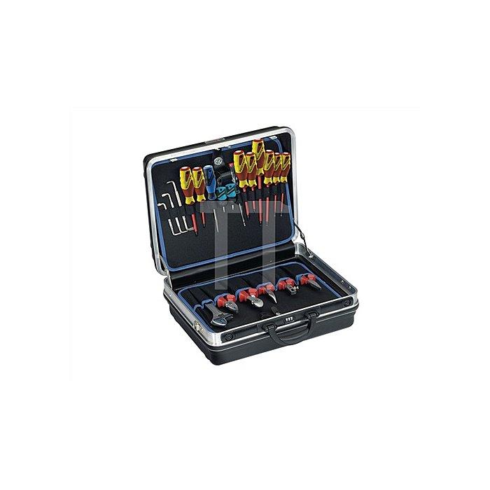 Werkzeugsortiment Elektriker 90-teilig