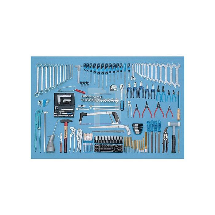 Werkzeugsortiment Mechaniker 175-teiligmm