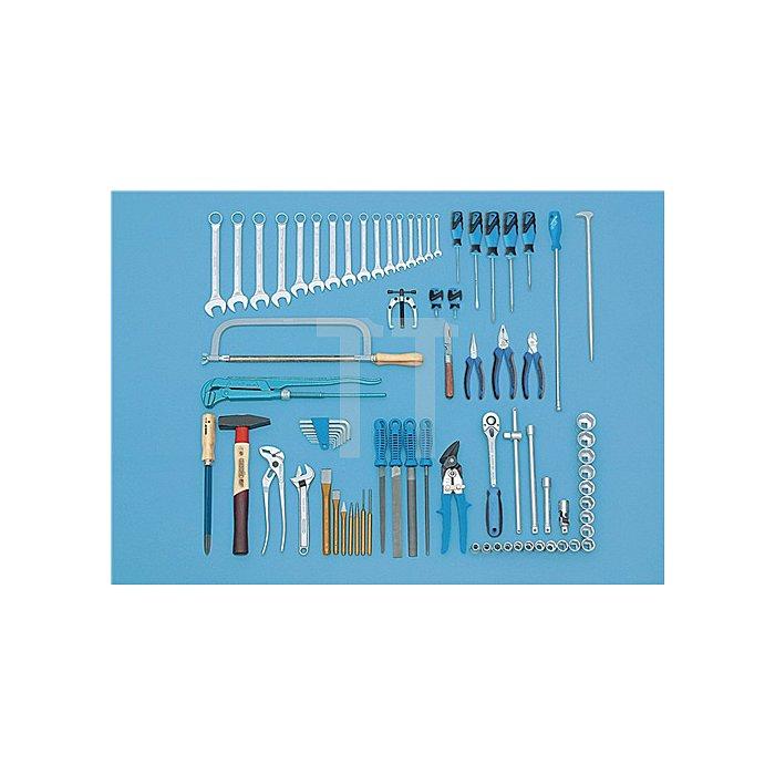Werkzeugsortiment Mechaniker 80-teiligmm