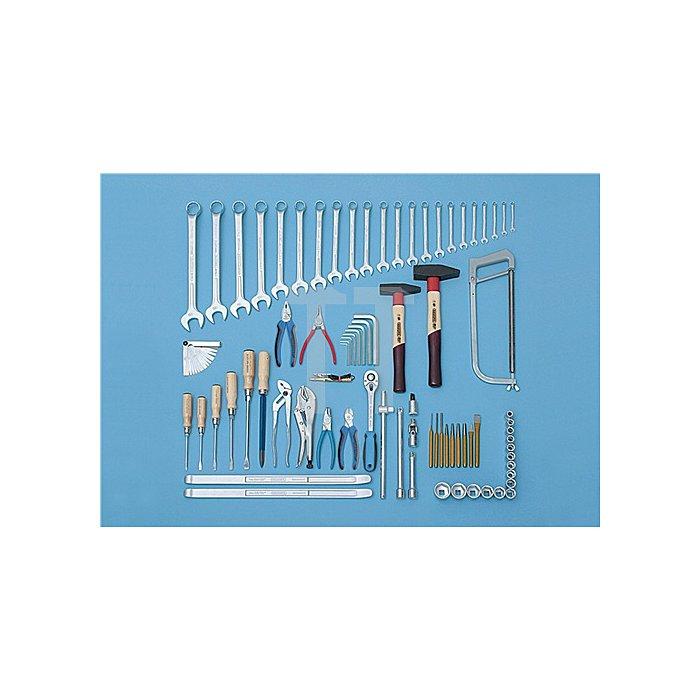 Werkzeugsortiment TRAKTOR 79-teiligmm