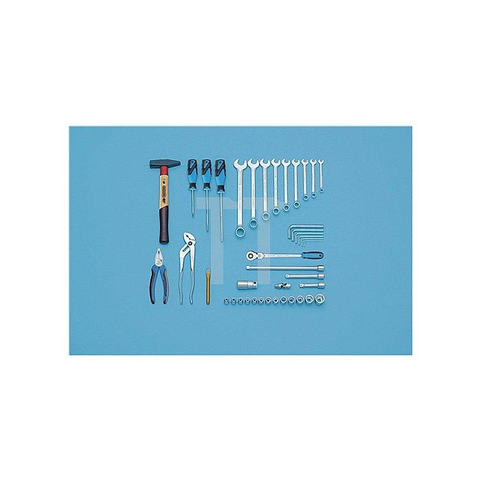 Werkzeugsortiment Universal 41-teiligmm