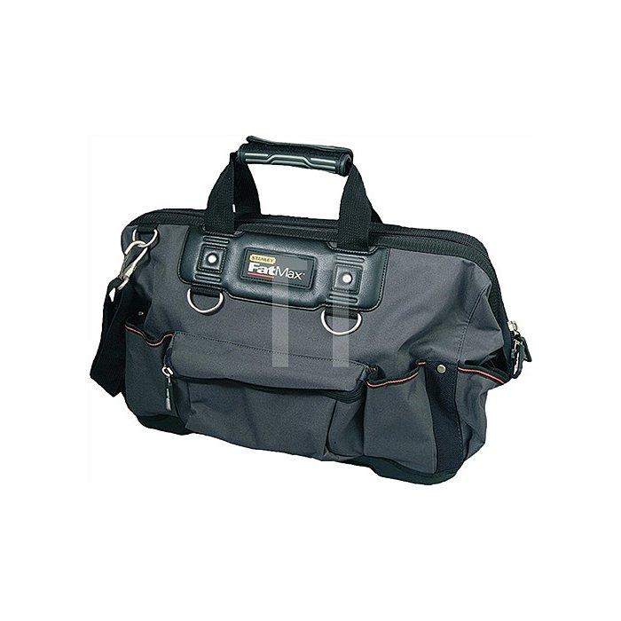 Werkzeugtasche FatMax 49 x 26 x 10 cm robustes Kunststoff Stanley