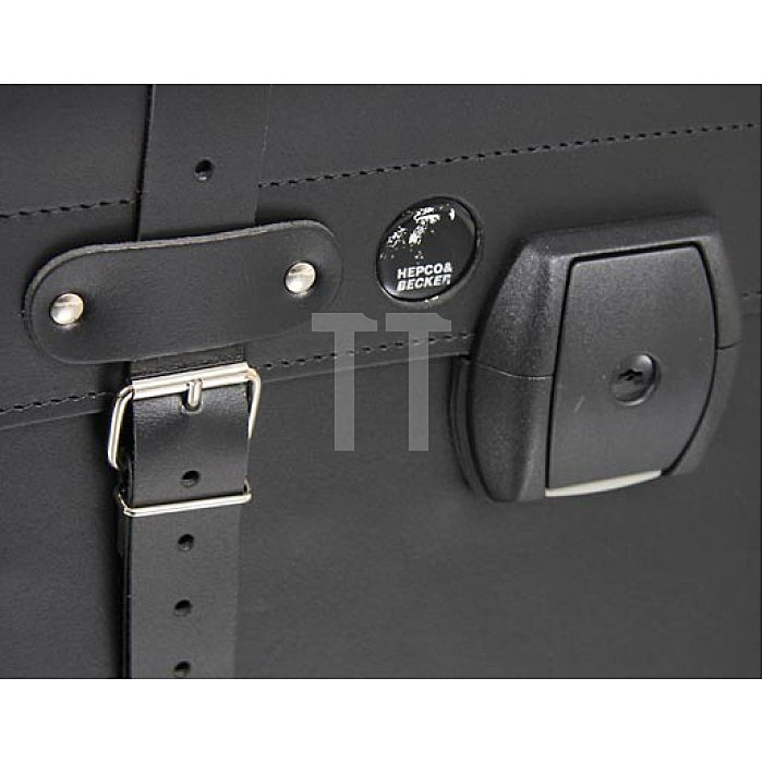Werkzeugtasche Favorit 320 x  75 x 305mm aus hochwertigem Material mit Schloss