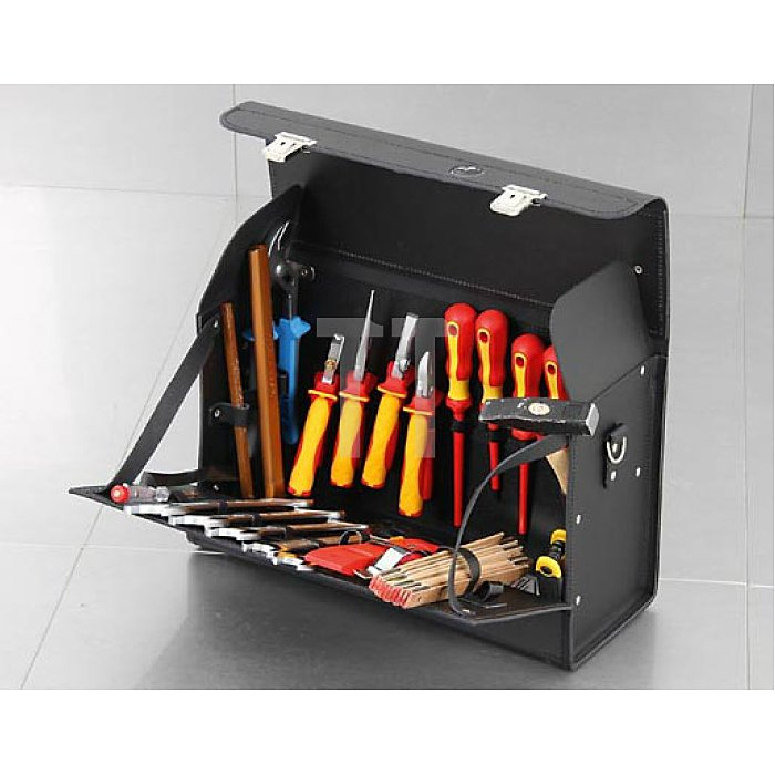 Werkzeugtasche Favorit 400 x 150 x 250mm aus hochwertigem Material mit Schloss