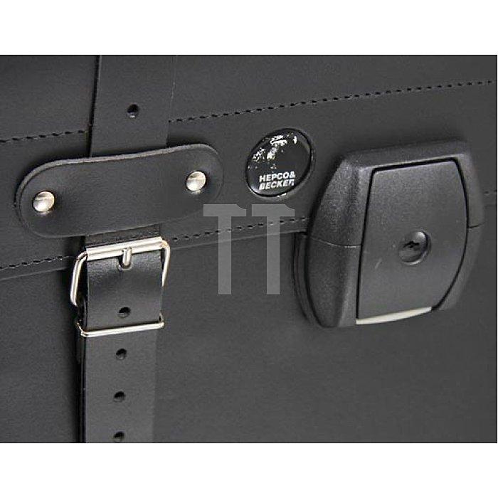 Werkzeugtasche Favorit 400 x 180 x 310mm aus hochwertigem Material mit Schloss