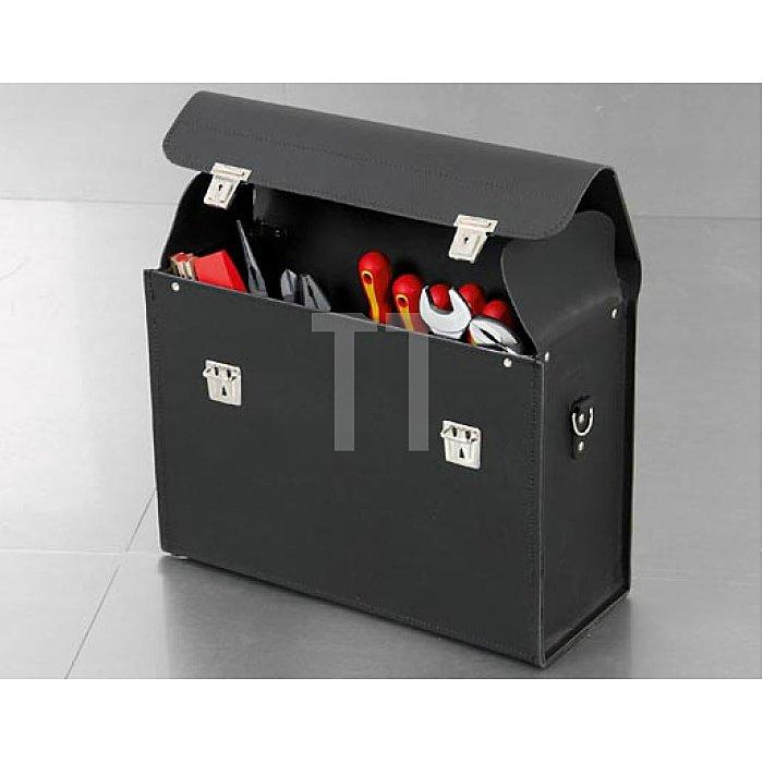 Werkzeugtasche Favorit 410 x 160 x 300mm aus hochwertigem Material mit Schloss