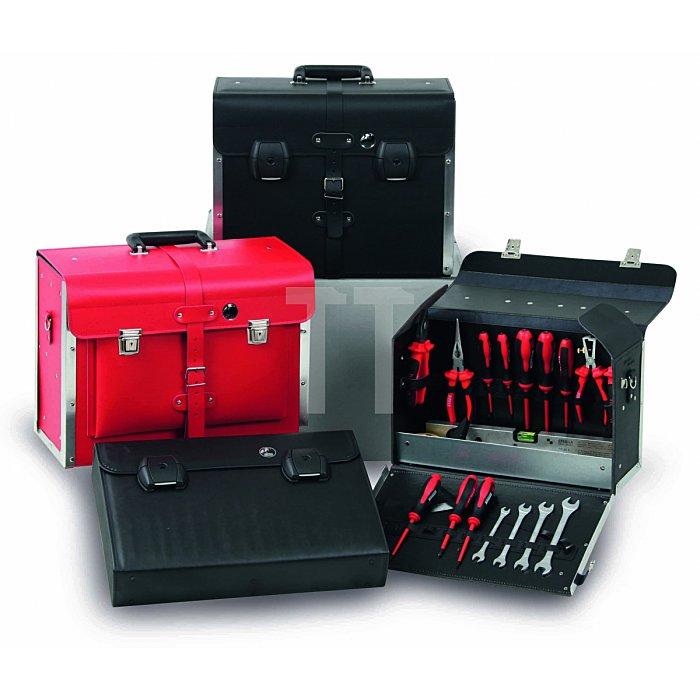 Werkzeugtasche Favorit 420 x 150 x 250mm aus hochwertigem Material mit Schloss