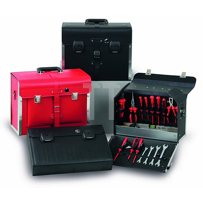 Werkzeugtasche Favorit 450 x  75 x 305mm aus hochwertigem Material mit Schloss
