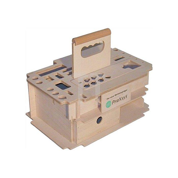 Werkzeugträger PraXsys ohne Werkzeug ECE
