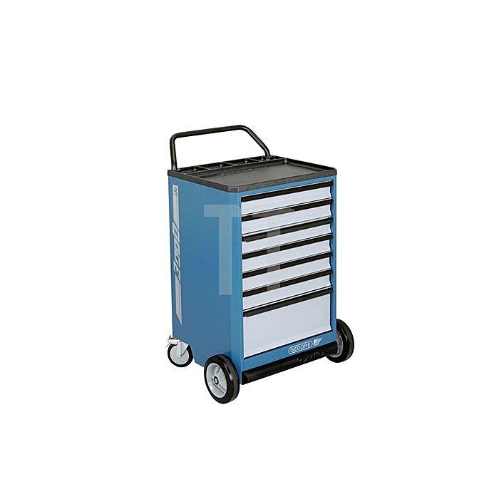 Gedore Tanto Werkzeugwagen / Werkstattwagen 3000 - 7 Schubladen