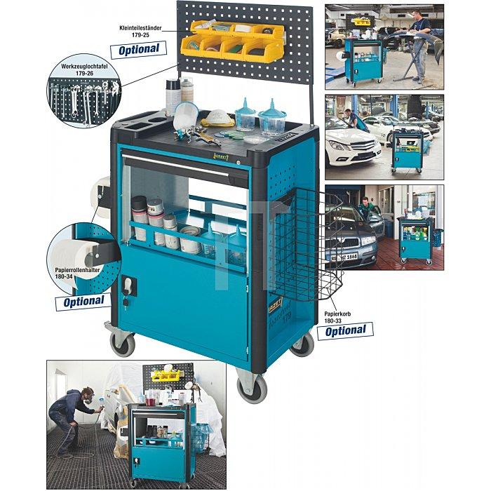 Hazet Werkzeugwagen Assistent für Oberflächen-Bearbeitung 179-1