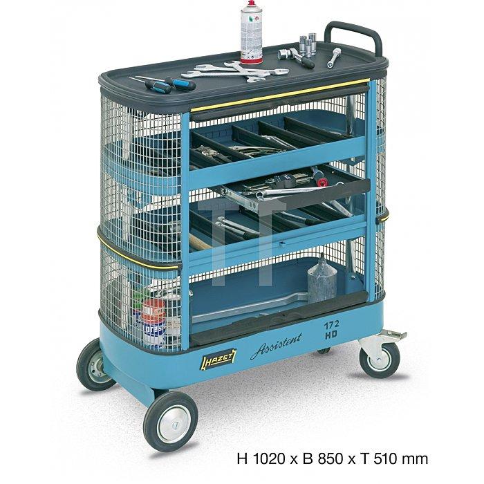 Hazet Werkzeugwagen, Material- & Montagewagen 172HD
