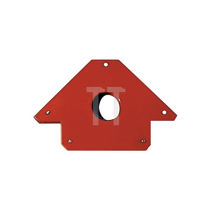Winkelfixierger. Magnet. Haftkr. 5kg feste Winkel 45/90/135 Grad