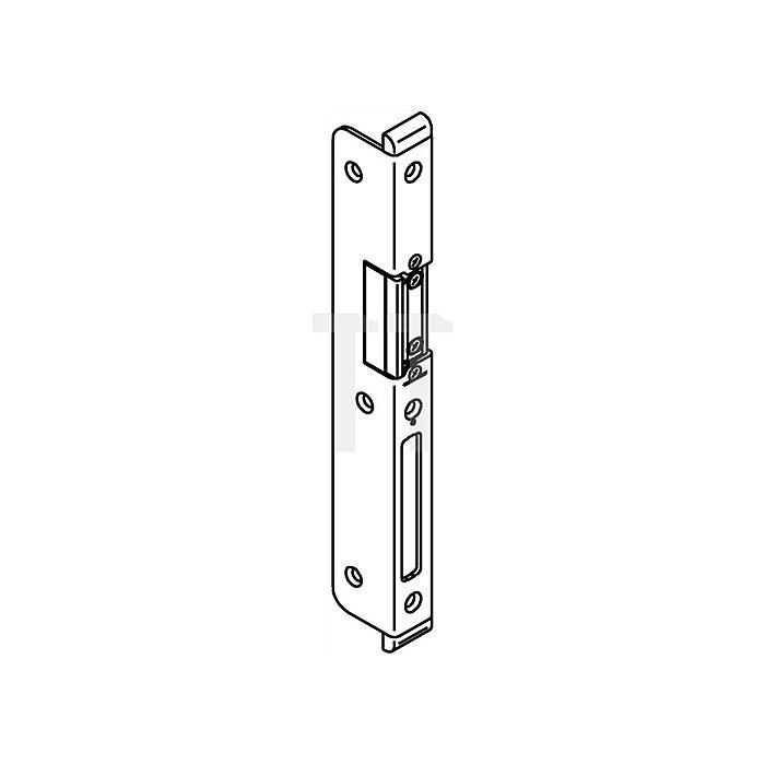 Winkelschließblech Secury DIN li.L.227mm B.20mm T.6/33mm