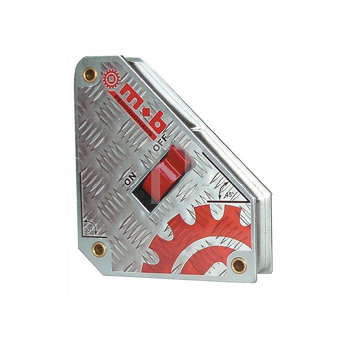 Winkelspanngerät Trgf.54-63,5mm schaltbar magnetisch