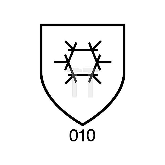 Winterhandschuh Gr. 10 Baumwoll/Acryl Schlingengewebe m.HPT EN388 EN511