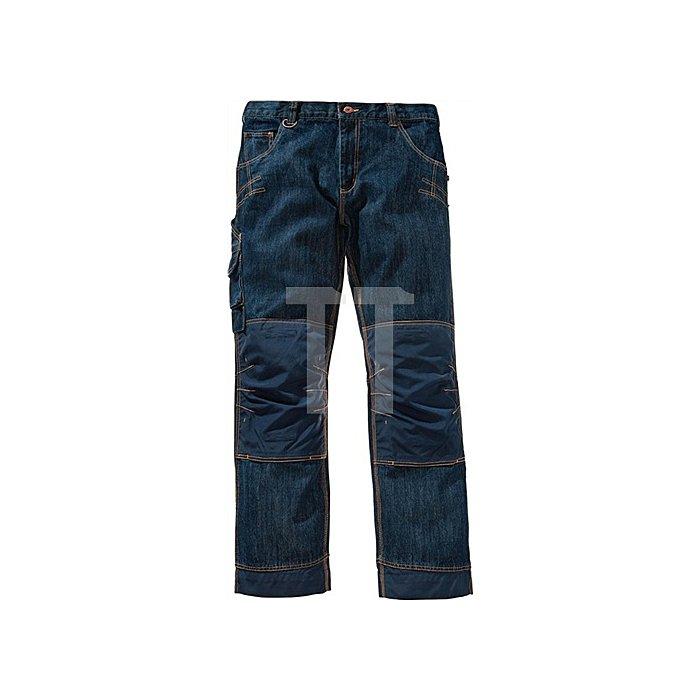 Worker-Jeans Cody , Gr. 48, blau