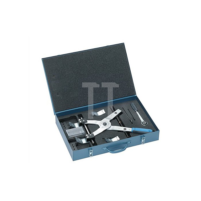 X-GRIP Set im Stahlblechkoffer