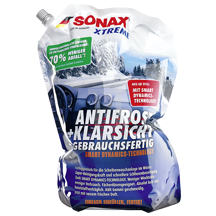Xtreme AntiFrost KlarSicht Gebrauchsfertig 3 Liter