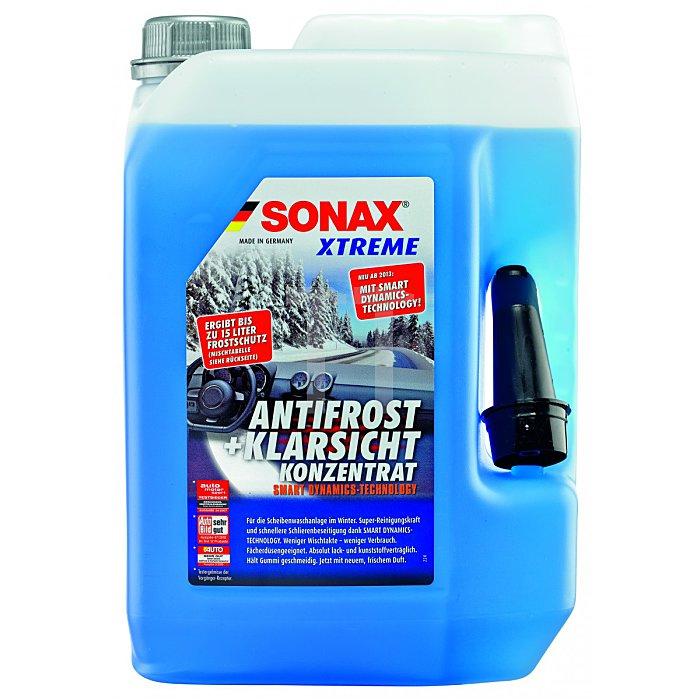 Xtreme AntiFrost & KlarSicht Konzentrat 5 Liter