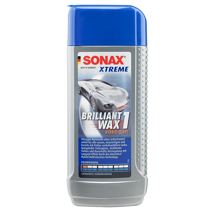 Xtreme Brilliant Wax 1 Hybrid NPT 250 ml