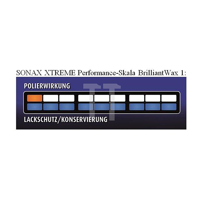 Xtreme Brilliant Wax 1 Hybrid NPT 500 ml
