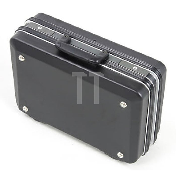 XXL-Leerkoffer - Schalenkoffer ABS-pro Classic schwarz 470 x 200 x 360mm