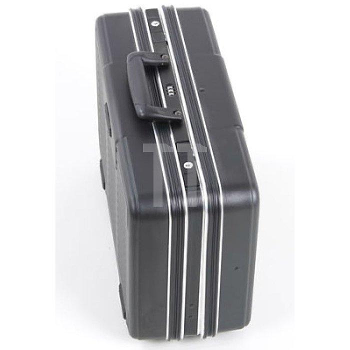 XXL-Werkzeugkoffer ABS-pro Schalenkoffer Future schwarz 470 x 200 x 360mm